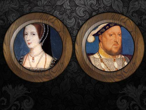 Anne Boleyn and Henry Tudor