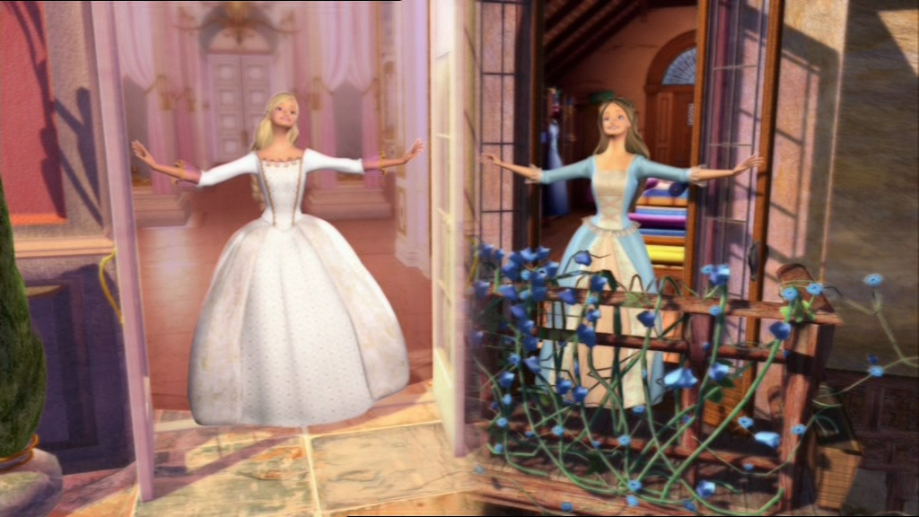 Barbie Movies Images Anneliese And Erika Hd Wallpaper And Princess Anneliese And Erika From
