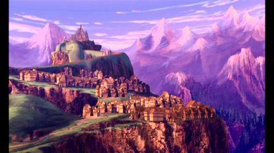 Anneliese's kingdom