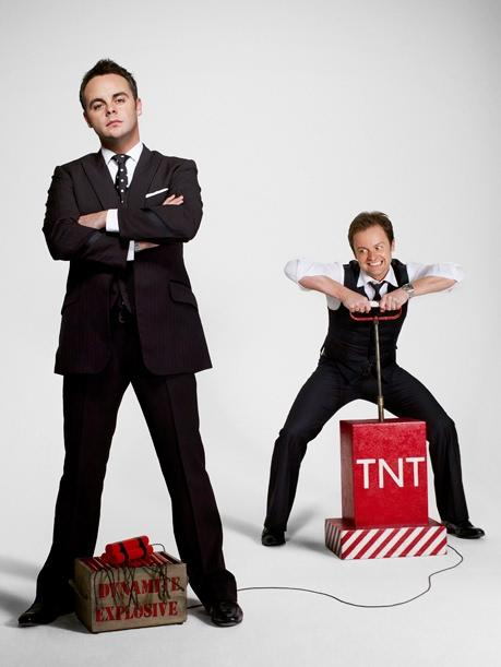 how to meet ant and dec