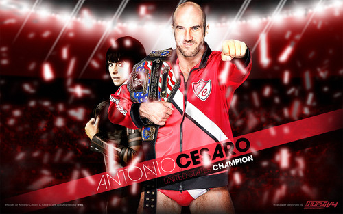 Antonio Cesaro and Aksana