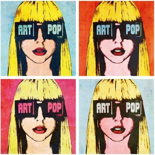 Artpop - lady-gaga Fan Art