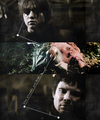 Arya and Gendry.