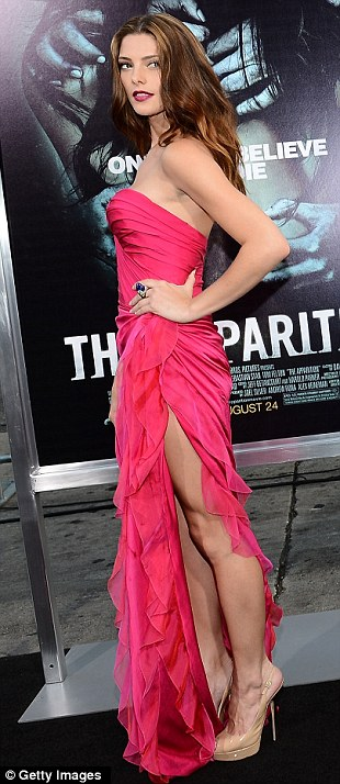 Ashley Greene@Apparition premiere