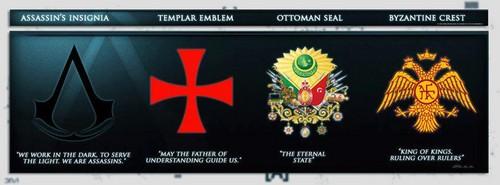 Assassin's, Templars, Ottoman And Byzantine