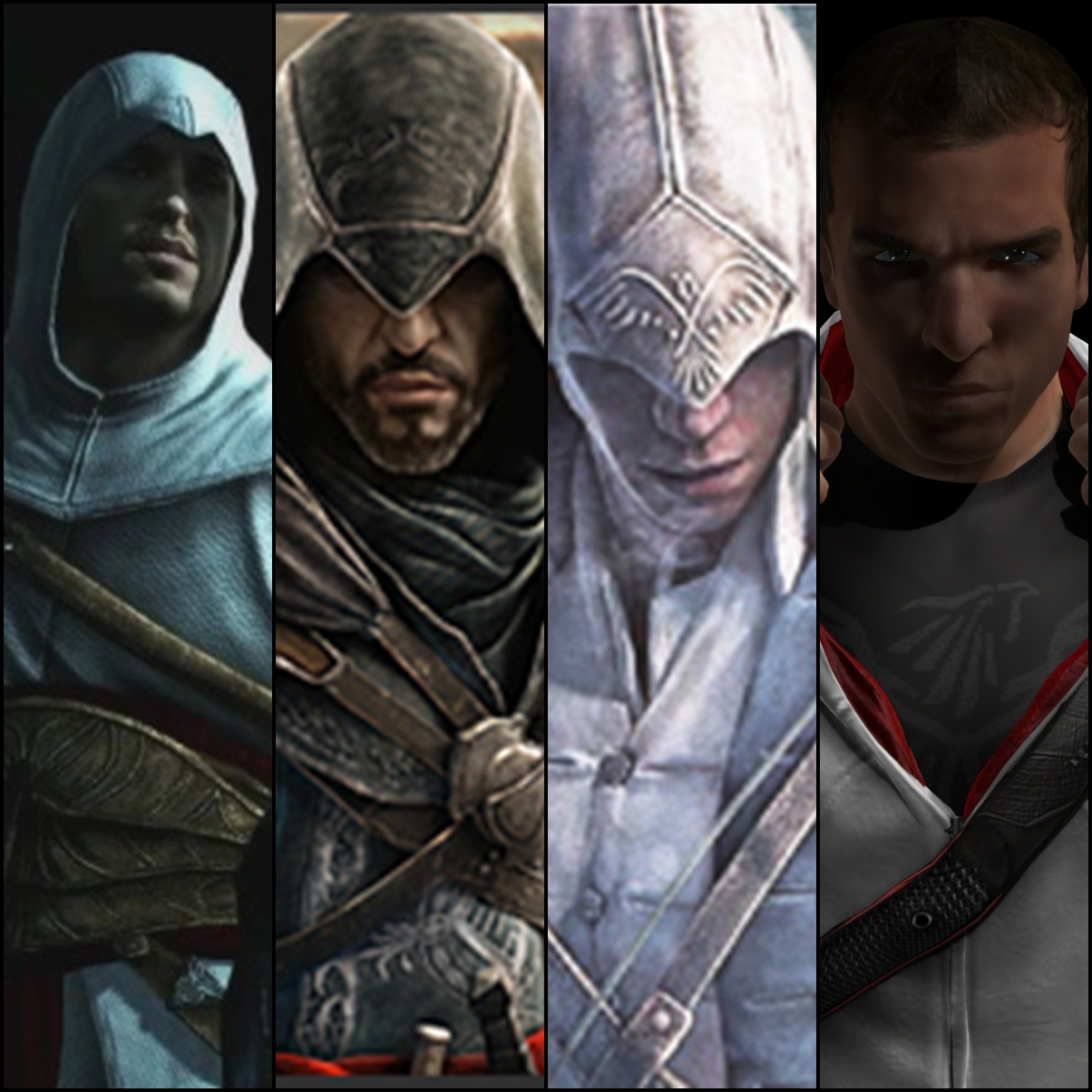 Assassin S Assassin S Creed Fan Art 31964057 Fanpop