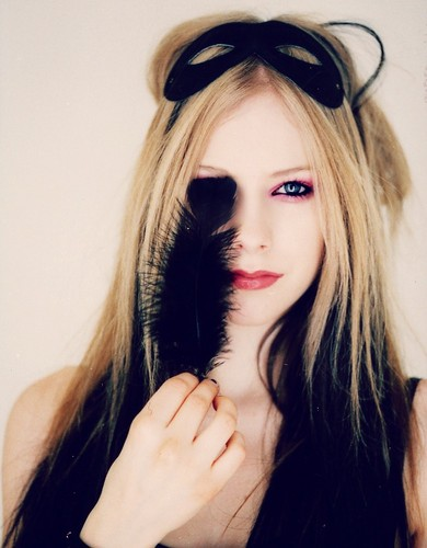 Avril Lavigne & Feather