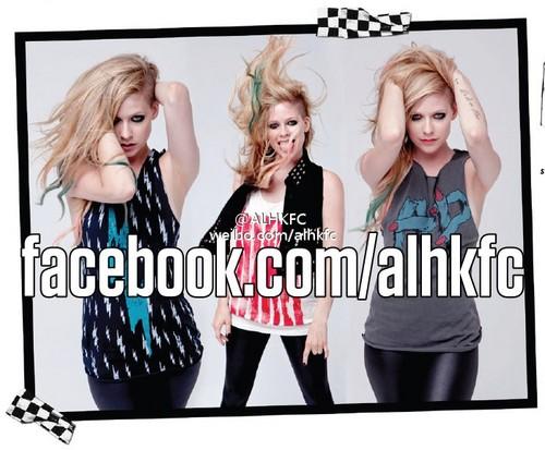 Avril Lavigne♥