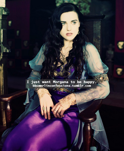 BBC Merlin confessions