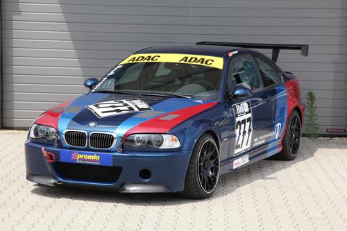 BMW E46 M3 CSL BY MR CAR Дизайн