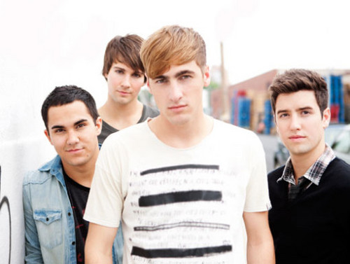 Big Time Rush wallpaper containing a portrait called BTR