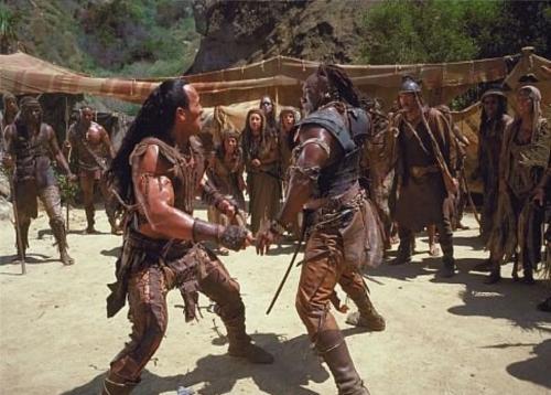 Balthezar vs Mathyus