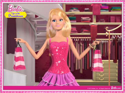 Barbie: Life in the Dreamhouse پیپر وال called Barbie Life In The Dream House