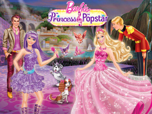 Barbie the Princess and the popstar images Barbie The Princess And The Popstar  wallpaper and background photos