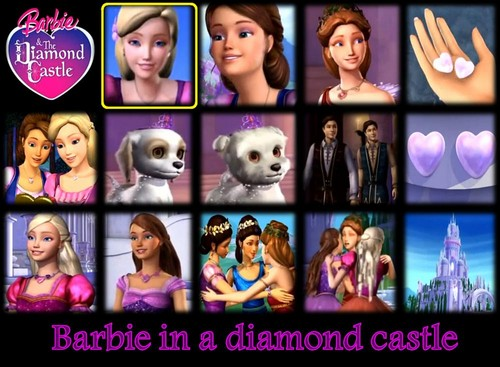 Barbie in Diamond Castle