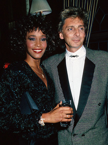 Barry And Whitney Houston
