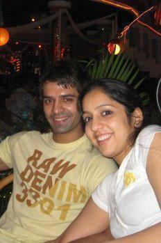 Barun Sobti wallpaper called Barun and pashmeen- his wife