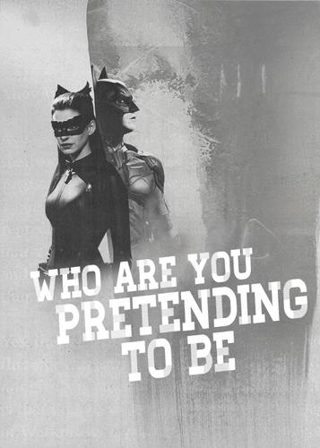 Бэтмен & Catwoman