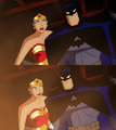 Batman &amp; WonderWoman - batman fan art