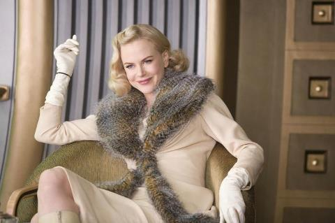 Nicole Kidman wallpaper probably containing a fur coat titled Beautiful Nicole