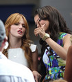 Bella Thorne and Zendaya in  in Los Angeles, California 2012 - bella-thorne-and-zendaya photo