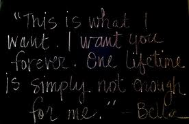 Bella quote