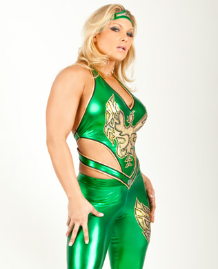 beth phoenix 壁纸 called Beth Phoenix Photoshoot Flashback