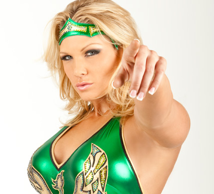 beth phoenix wallpaper possibly containing a maillot and a portrait entitled Beth Phoenix Photoshoot Flashback