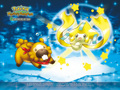 Bidoof's and Jirachi ( Bidoof's Wish ) - pokemon-mystery-dungeon photo
