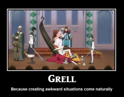 Black Butler Funnies