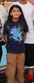 Blanket Jackson at Six Flags Great America in illinois NEW August 27th 2012 - michael-jackson photo
