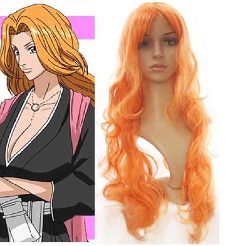 Bleach Matsumoto Rangiku Cosplay Wig