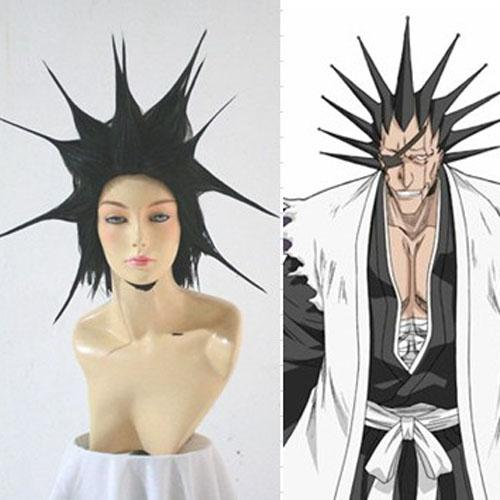 Bleach Zaraki Kenpachi Commission Cosplay Wig