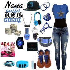 Blue Swagg