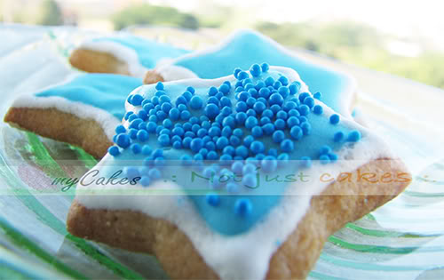 BlueStarCookies