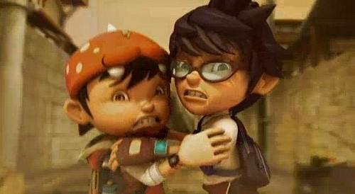 BoBoiBoy n Fang