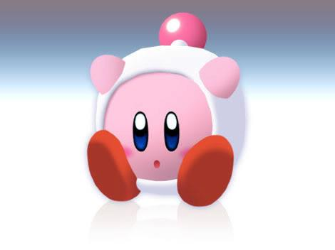 Kirby Super Smash Bros 4 Bomberman Kirby