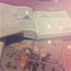 membaca foto probably containing anime entitled buku & membaca