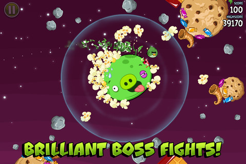 Brilliant Boss Fight!