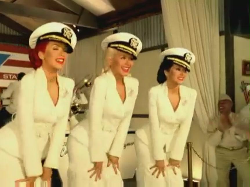 Candyman [Music Video]... Christina Aguilera Candyman