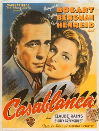 Casablanca wallpaper containing anime called Casablanca