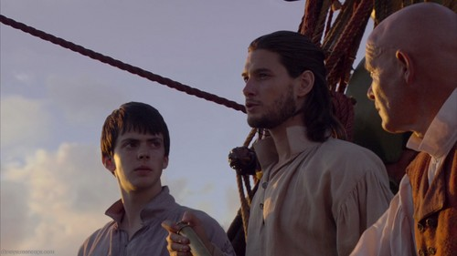 Caspian in The Voyage of the Dawn Treader