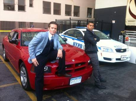 성 Season 5: Seamus Dever and Jon Huertas Get Sexy Behind the Scenes