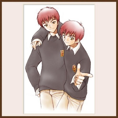 Characters - The Weasley Twins