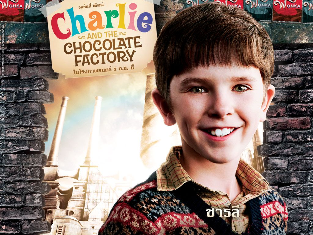 Charlie and the Chocolate Factory images Charlie Bucket ...