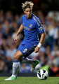 Chelsea v Reading - Premier League - fernando-torres photo