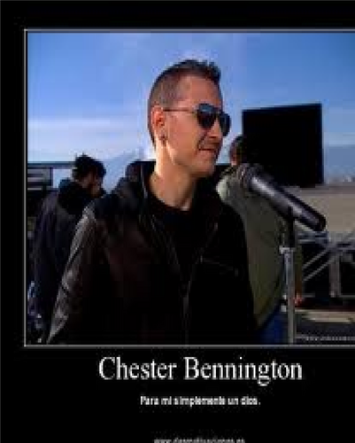 Chester Bennington - What I've Done