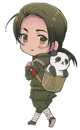 hetalia - axis powers - axis powers wallpaper probably with animê entitled chibi China