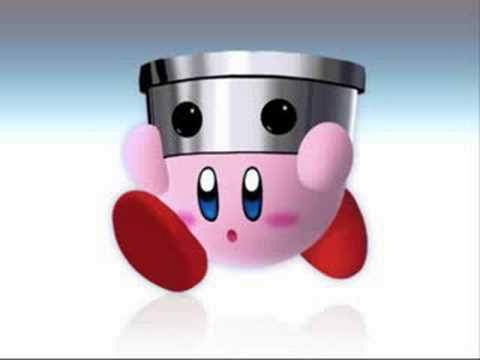 Chibi Robo Kirby