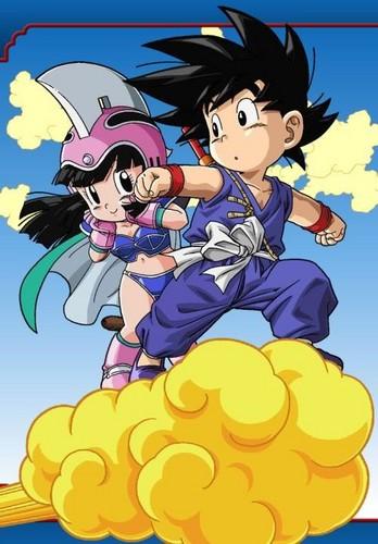 Chichi X Goku [HQ]
